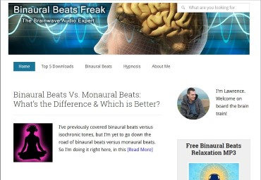 Binaural Beats Freak